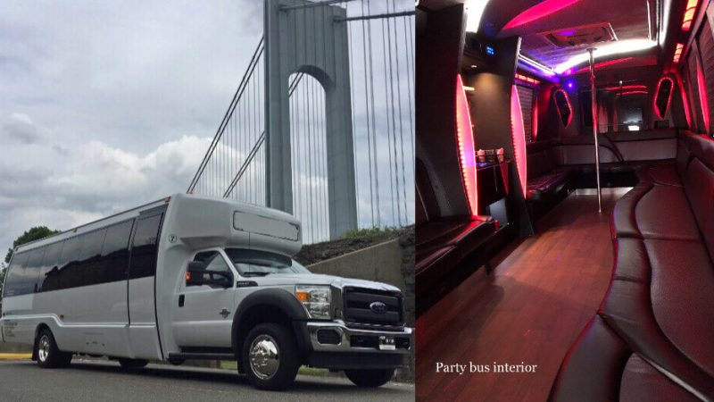 Party Bus United Top Limo